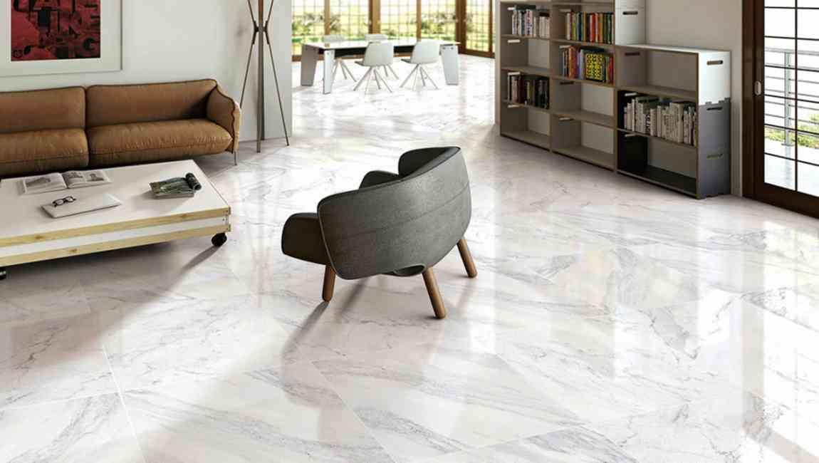 The Choice Of Floor Tiles In Family, Best Floor Tiles For Living Room