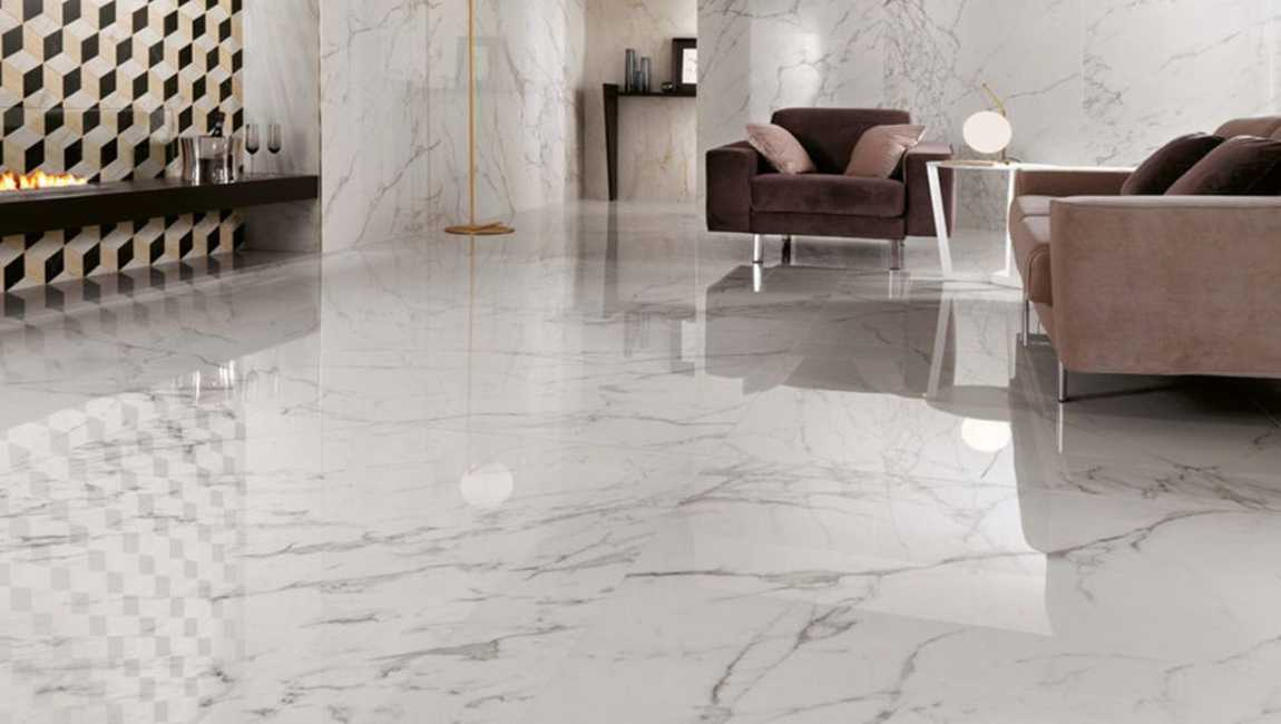 Advantages and disadvantages of polished tiles and porcelain tiles - Barana  Tiles