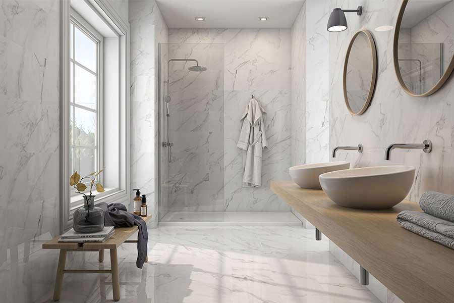 Using Heavy Duty Bathroom Tile Cleaners Barana Tiles
