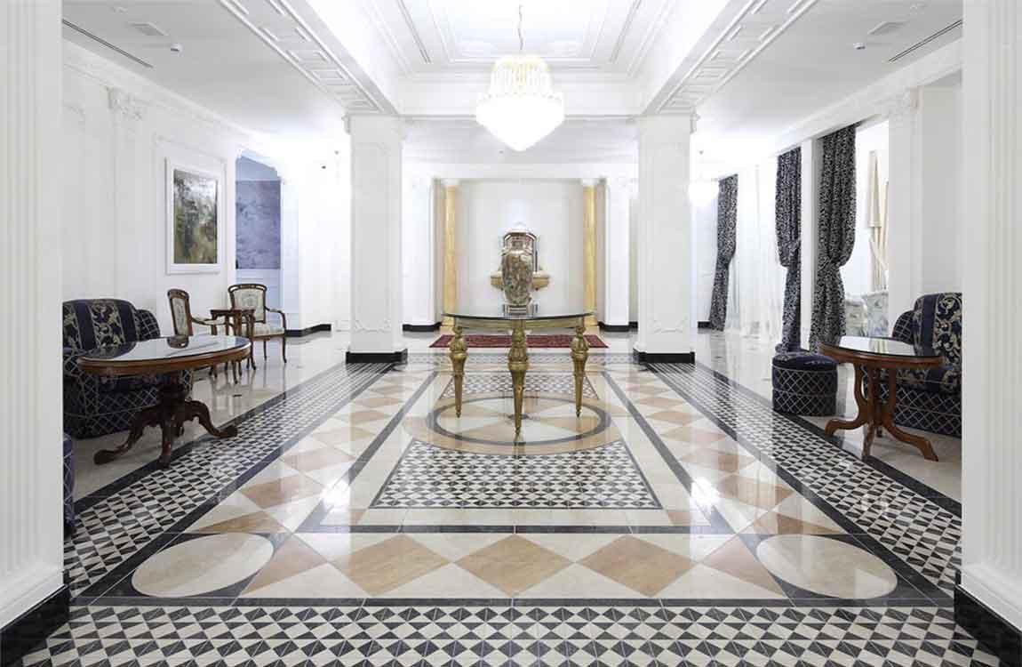 How Caring For Waxed Floor Barana Tiles